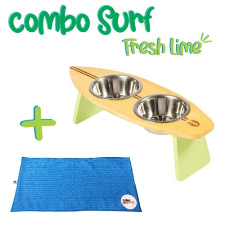 COMBO SURF FRESH LIME