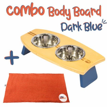 COMBO BODY BOARD DARK BLUE