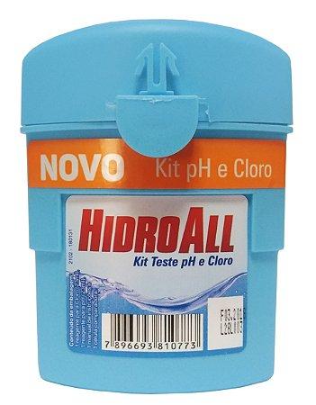 Kit de Teste pH/Cloro