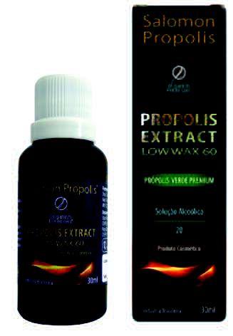 Própolis Verde Premium 20% 30ml Salomon Própolis