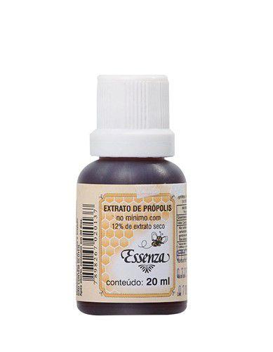 Extrato de própolis 12% Essenza 20 ml