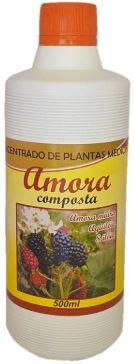 Amora Composta Concentrado de plantas medicinais 500ml