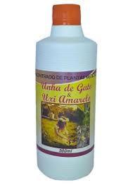 Unha de Gato & Uxi amarelo Concentrado de plantas medicinais 500ml