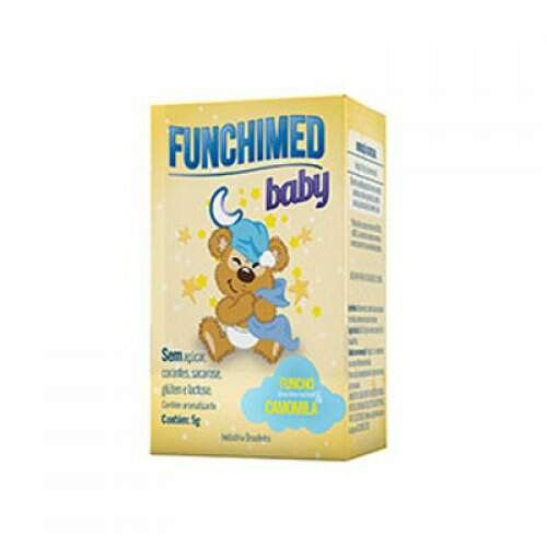 Funchimed Baby em Pó 5g