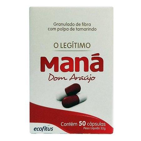 Maná Dom Araújo 50 cápsulas Ecofitus