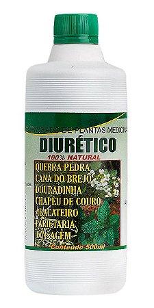 Diurético 100% Natural concentrado de plantas medicinais 500ml