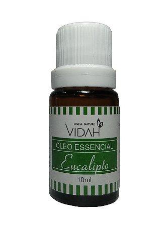 Óleo essencial eucalipto 10ml Vidah
