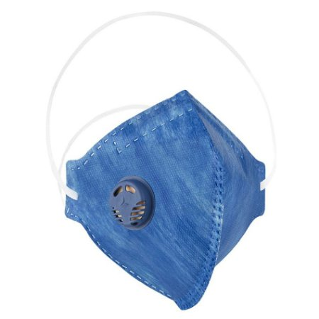 Máscara De Proteção Respiratória Descartável PFF2 (S) Com Válvula