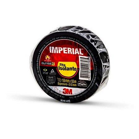 FITA ISOLANTE 3M IMPERIAL 18MM x 10M
