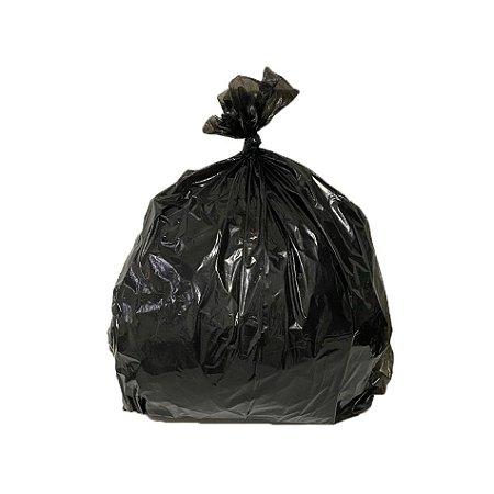 Saco de Lixo Reforçado Industrial 60 Litros Preto C/ 5 Kg