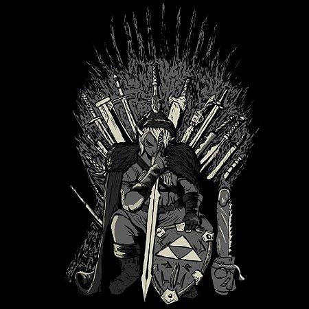 Camiseta Link o trono