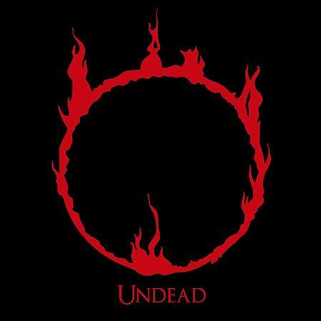 Camiseta Undead
