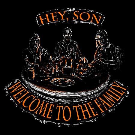 Camiseta Odin Family