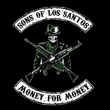 Camiseta odin GTA