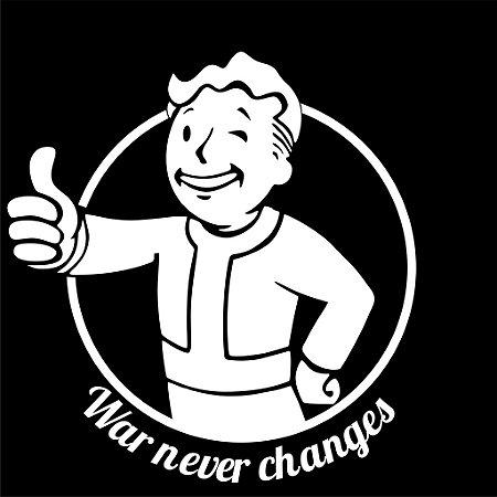Camiseta Fallout VAULT BOY