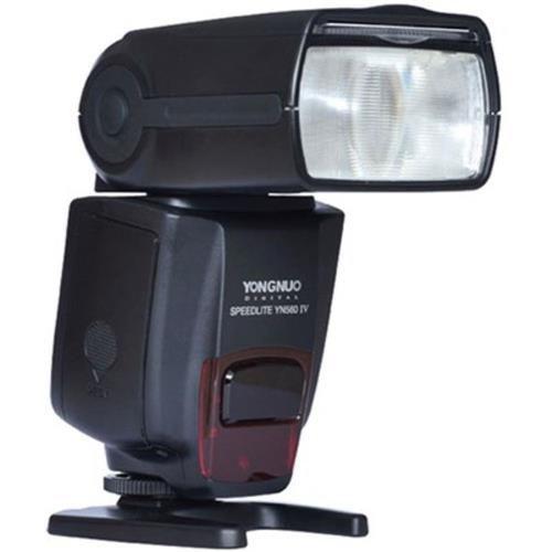 YONGNUO YN-560 IV Flash Manual Canon e Nikon