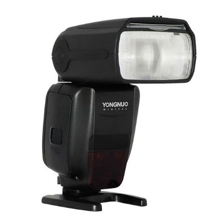 Flash Speedlite Yongnuo YN-600EX-RT II Para Canon