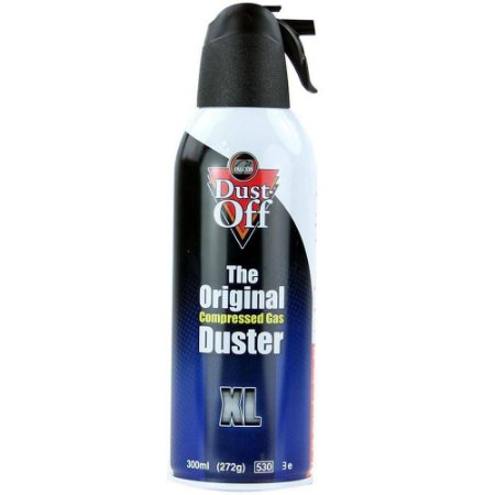 SPRAY AR COMPRIMIDO DUST OFF XL 300ML
