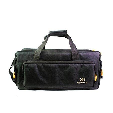 Bolsa Greika ZD-H7 para Câmeras e Filmadoras
