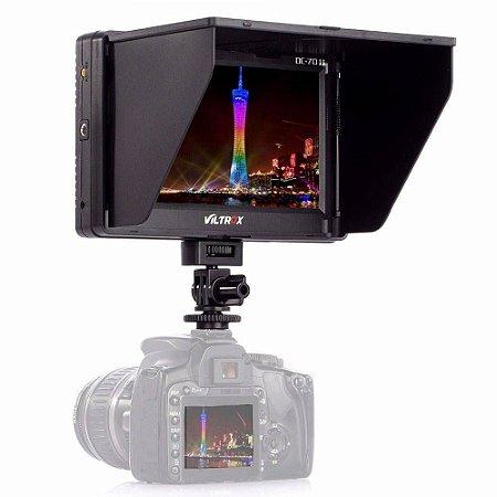 Monitor DSLR 4K 7'' Viltrox Dc-70II