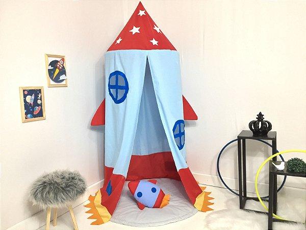 Tenda Infantil Foguete para Crianças