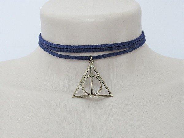 Choker Harry Potter Azul