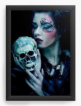Quadro Decorativo Precious Skulls