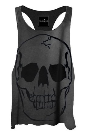 Regata Cavada Beautiful Smile Skull
