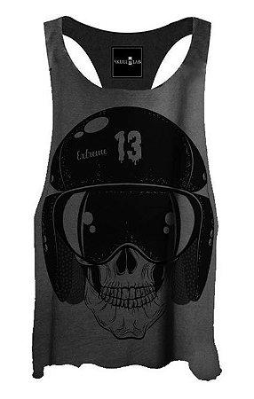 Regata Cavada Black Skull Helmet