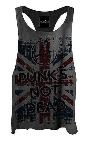 Regata Cavada London Punk not Dead