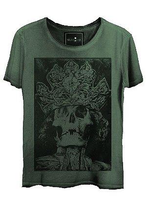 Camiseta  Estonada Gola Canoa King