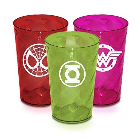 Copo Twister (Copos personalizados para festas ou brindes)