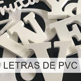 Letra Caixa 10 mm Espessura( Pvc Expandido - Fonte Arial e/ou Comum)