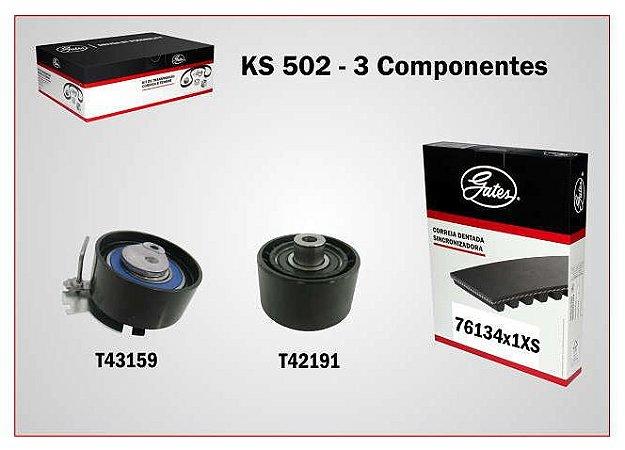 KIT DISTR AIRCROS-C3-C4-C5-C8-PICAS-206 1.6 16v