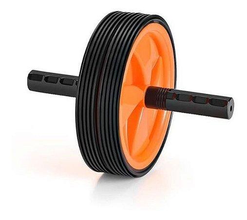 Roda Para Abdominal Rolinho Pra Crossfit Academia Exercícios