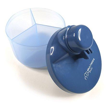 Dosador de Leite Em Pó Funny Meal Multikids Baby 3 Compartimentos