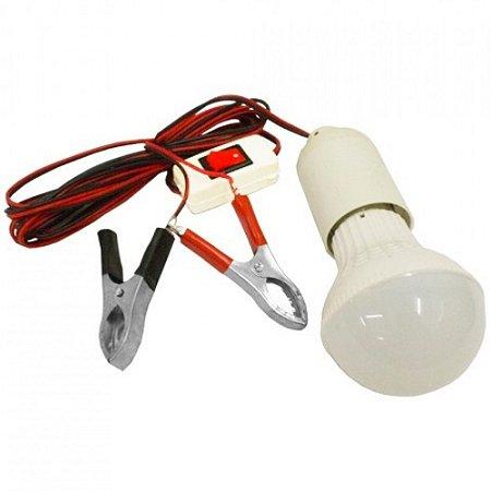 LAMPADA DE LED 12V Para Carro Automotivo Lanterna Emergencia