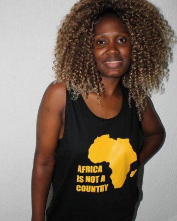 Camiseta Regata Unissex - VistoÁfrica