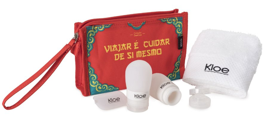 Kit Necessaire de Higiene - Templus