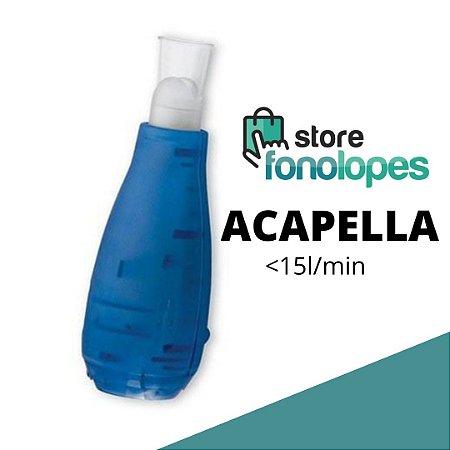 Acapella BLUE (< 15l/min)