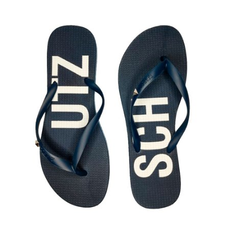 Chinelo Schutz Flip Flop Azul