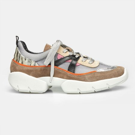 Tênis Sneaker Mouse Cinza