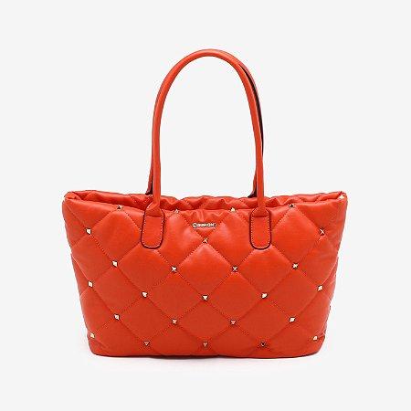 Bolsa Shopper Soft Matelasse Abobora
