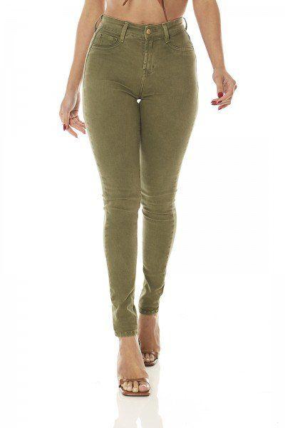 Calça Jeans DenimZero Verde