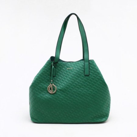 Bolsa Shopper Monagrama  DMD Verde - G