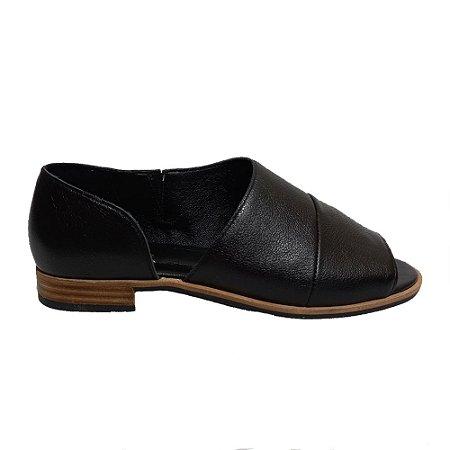Sapato Retro Miss Mohr Preto 0197B