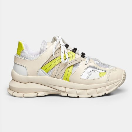 Tênis Sneaker S5 Smidt Off White & Siliciano
