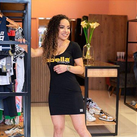 Vestido Top Seller Preto 23740