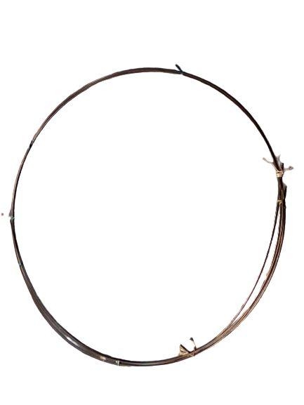Refil de aço 10m para cabo rígido de escovação