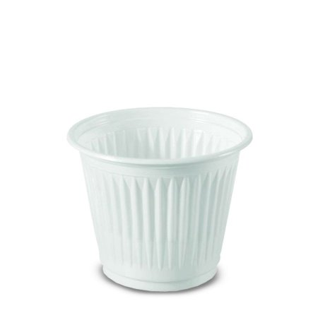 Copo Descartável para Café 50ml   Orleplast   Caixa com 5000 Unidades